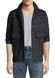 G Star Raw Denim Stalt Over-Shirt Jacket