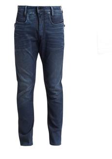 G Star Raw Denim Staq 3D Slim Zip Jeans