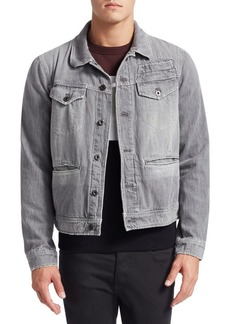 G Star Raw Denim Staq RFTP Water Denim Jacket
