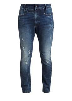 G Star Raw Denim Staq Slim Painted Jeans