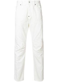 G Star Raw Denim straight leg trousers
