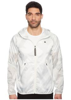 G Star Raw Denim Strett Hooded Jacket and Gym Bag
