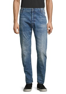 G Star Raw Denim Tapered-Fit Jeans