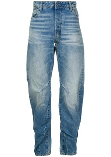 G Star Raw Denim tapered jeans