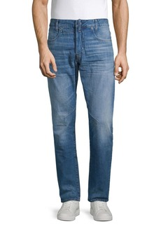 G Star Raw Denim Tapered Slim Jeans
