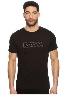 G Star Raw Denim Tifa Round Neck Short Sleeve T-Shirt