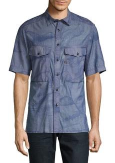 G Star Raw Denim Type C Printed Shirt