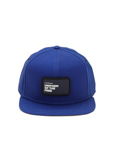 G Star Raw Denim Uotf Data Cotton Twill Snapback Hat