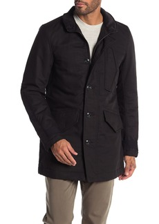 G Star Raw Denim Utility Padded Coat