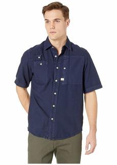 G Star Raw Denim Utility Straight Shirt