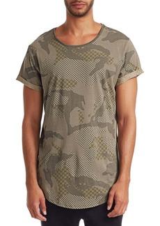 G Star Raw Denim Vontoni Camo T-Shirt