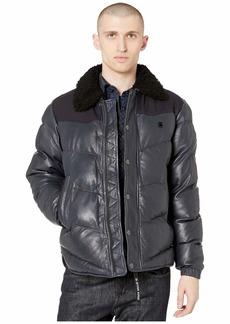 G Star Raw Denim Western Puffer Jacket