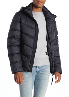 G Star Raw Denim Whistler Down Puffer Jacket