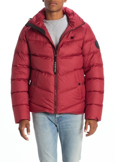 G Star Raw Denim Whistler Down Puffer Jacket