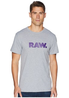 G Star Raw Denim Xenoli Short Sleeve