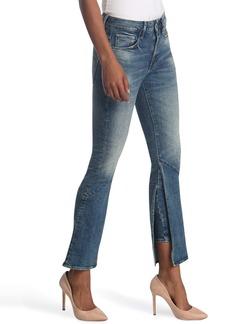 G-Star Yonova High Skinny Crop Flare Jeans