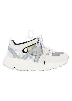 Ganni Brooklyn Low-Top Chunky Sneakers