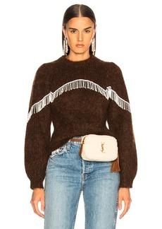 Ganni Heavy Soft Wool Sweater