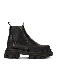 Ganni Calf Leather Boot