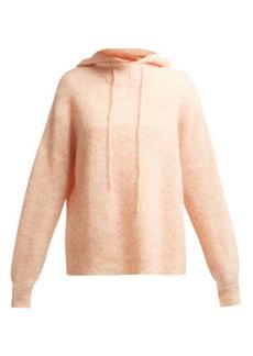 Ganni Callahan hooded sweater