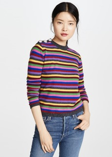 GANNI Cashmere Knit Sweater