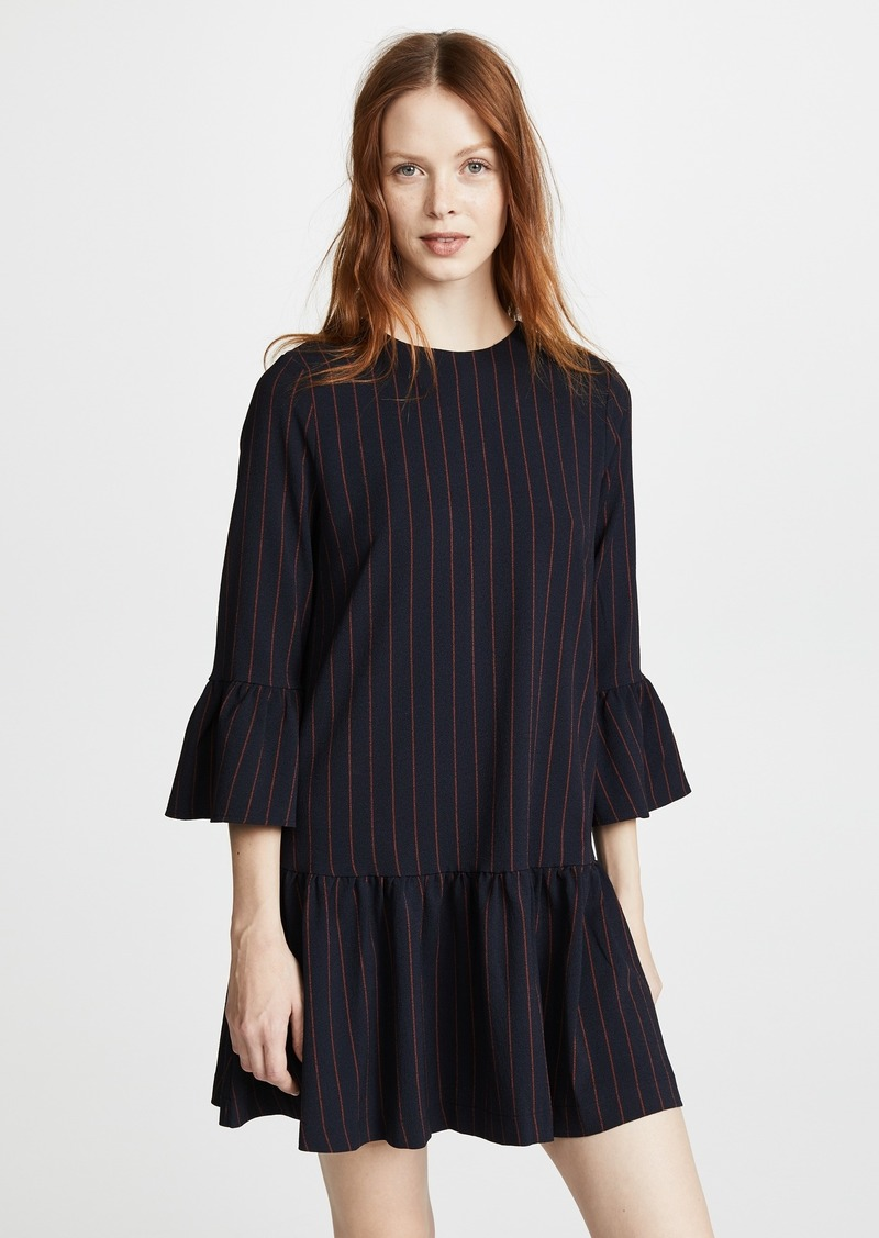 7d304d782a3e3 Ganni Ganni Clark Dress Now $80.00