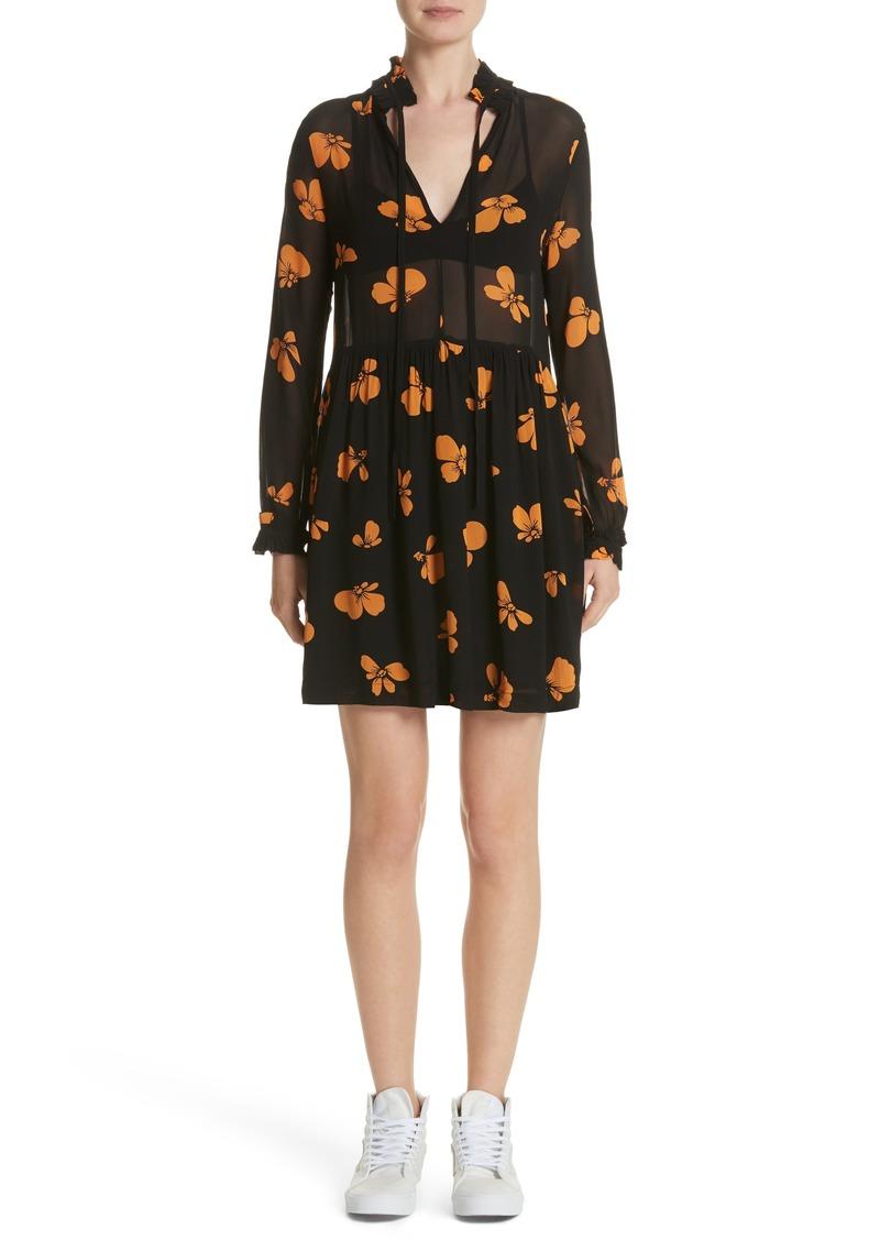 bb532a6e84a SALE! Ganni GANNI Fairfax Georgette Dress