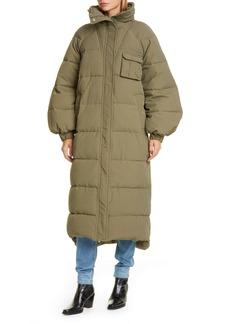 Ganni Heavy Tech Puffer Coat