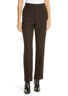 Ganni High Waist Suiting Pants