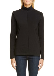 Ganni Lightweight Jersey Turtleneck