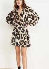 GANNI Linen Dress