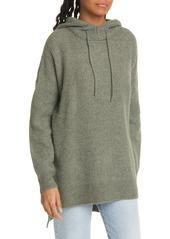Ganni Oversize Hoodie Sweater