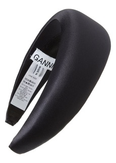 Ganni Padded Headband