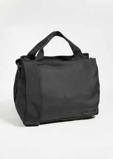 GANNI Recycled Tech Box Bag