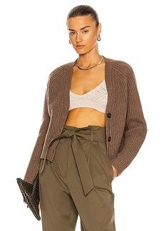 Ganni Rib Knit Sweater