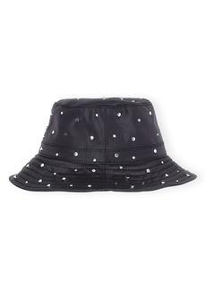 Ganni Studded Bucket Hat