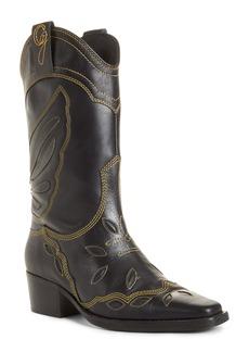 Ganni Texas Tall Western Boot (Women)
