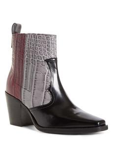 Ganni Western Boot (Women)