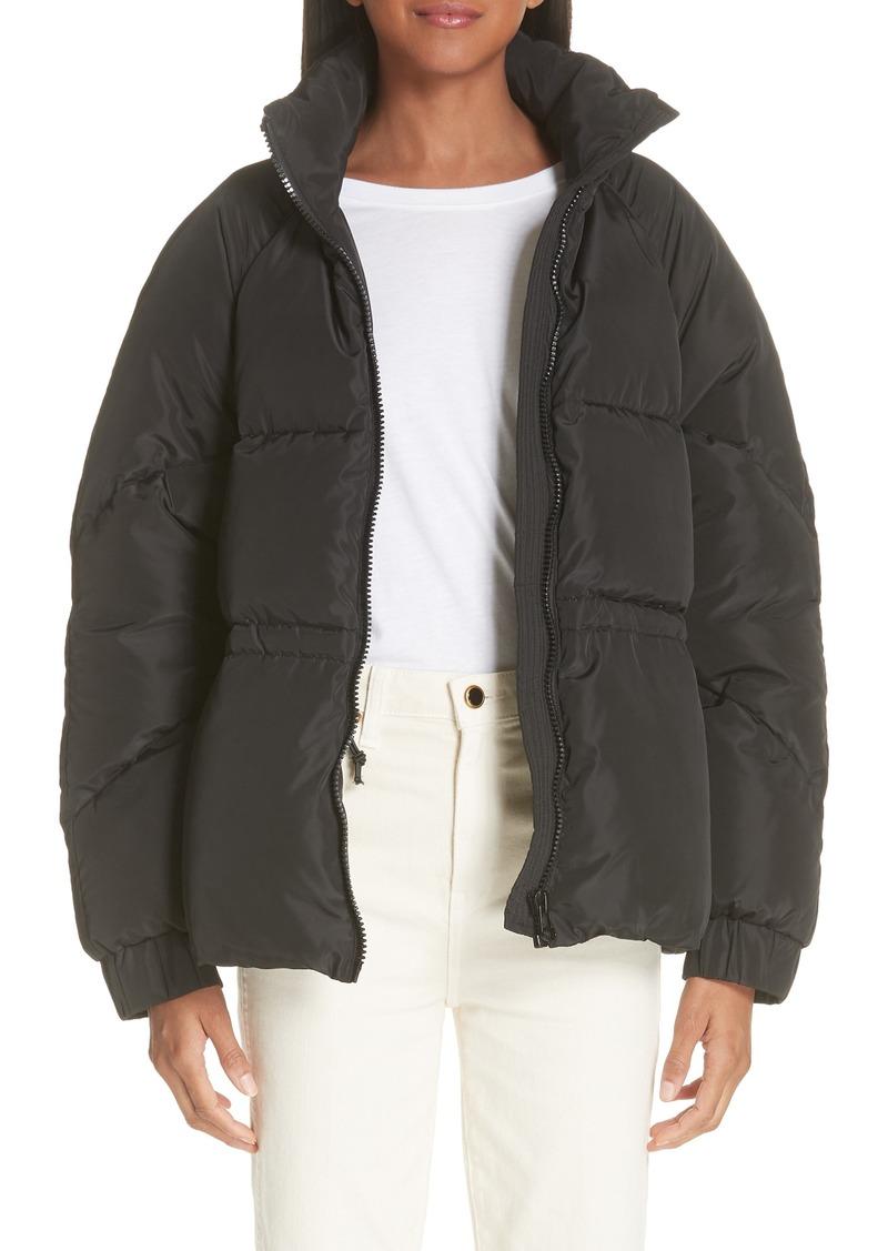 02eaa6468c10e Ganni Ganni Tech Down Puffer Jacket