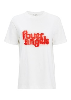 Ganni Harris Power Angels Tee