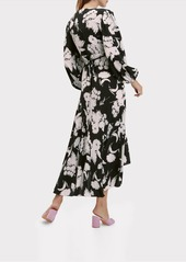 d01283c7 Ganni Kochhar Printed Wrap Dress | Dresses