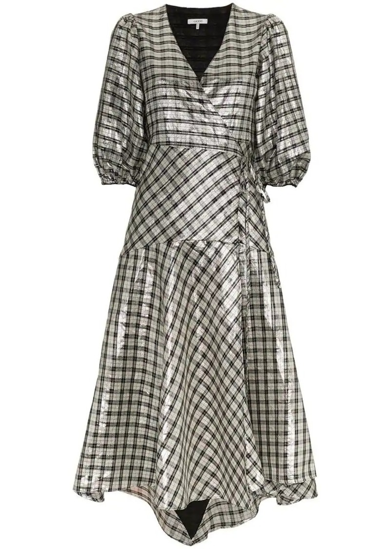 4731a8c3 Ganni Lagarde Midi-Dress | Dresses