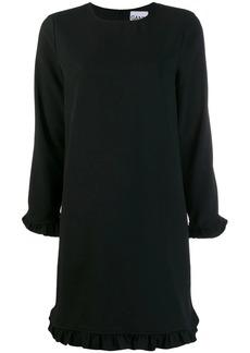 2ea230b5fa33 Ganni Lorita Georgette Mini Dress