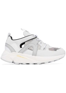 Ganni white Brooklyn sneakers