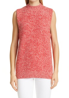 Women's Ganni Merino Wool & Cashmere Sweater Vest