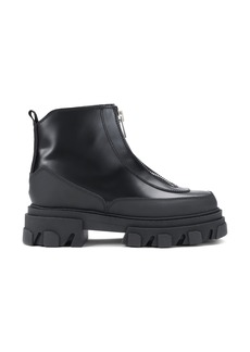 Women's Ganni Polido Lug Sole Boot