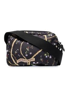 Ganni x Browns 50 floral-print crossbody bag