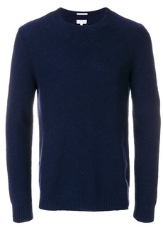 Gant Rugger pineapple knit jumper - Blue