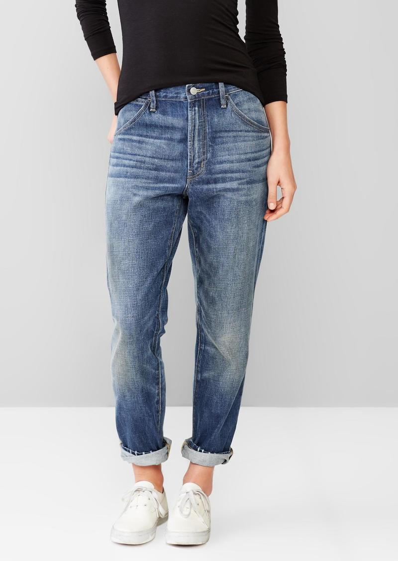 Gap 1969 authentic boyfriend jeans | Denim - Shop It To Me