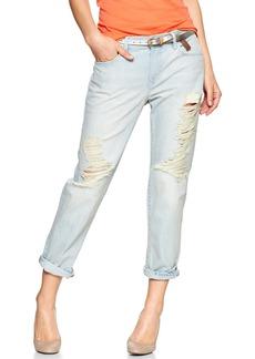 Gap 1969 destructed sexy boyfriend jeans
